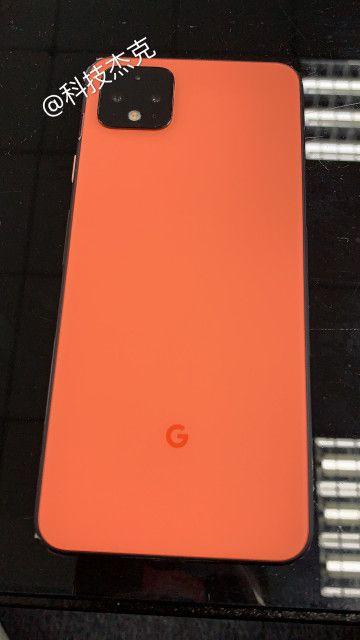 Google Pixel 4 XL показался на фото и видео – фото 2