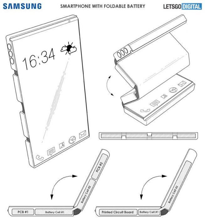 Samsung хочет сгибать не только смартфоны, но и аккумуляторы – фото 3