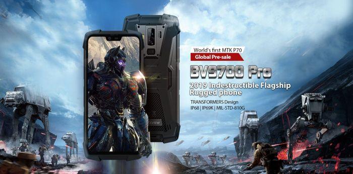 Blackview предлагает сэкономить 25% при покупке защищенного BV9700 Pro – фото 1