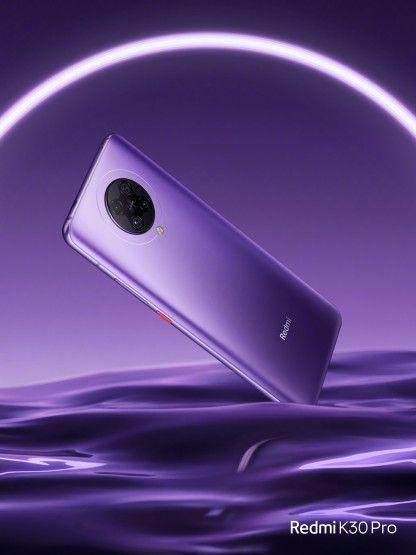 Подробности о Redmi K30 Pro: новый цвет, AMOLED-экран и быстрый сенсор – фото 2