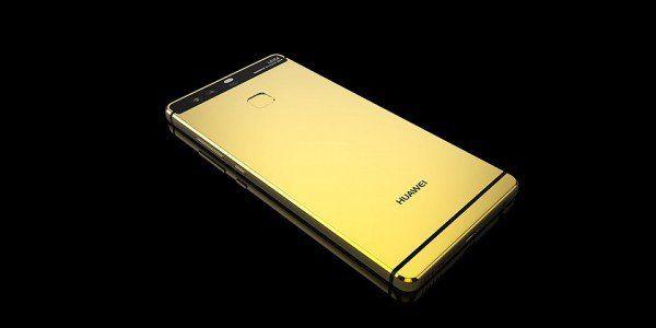Huawei P9: китайцы выпустили ювелирный флагман за $2140 – фото 2