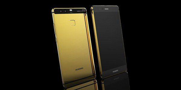 Huawei P9: китайцы выпустили ювелирный флагман за $2140 – фото 1