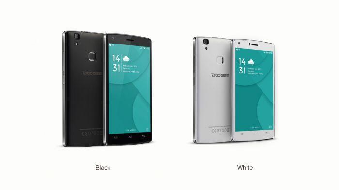 Doogee X5 Max получит аккумулятор на 4000 мАч, сканер отпечатков пальцев и Android 6.0 из коробки – фото 2