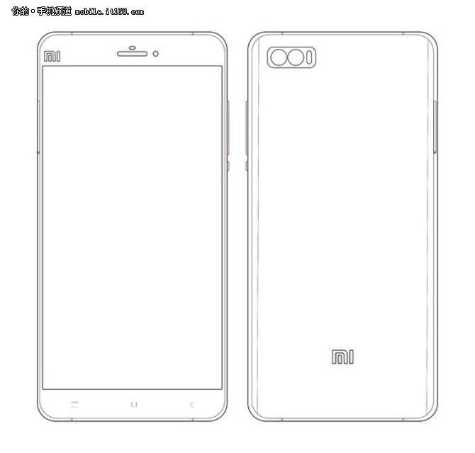 Xiaomi Mi Note 2 с функцией распознавания радужной оболочки глаза будет представлен в середине июля – фото 1