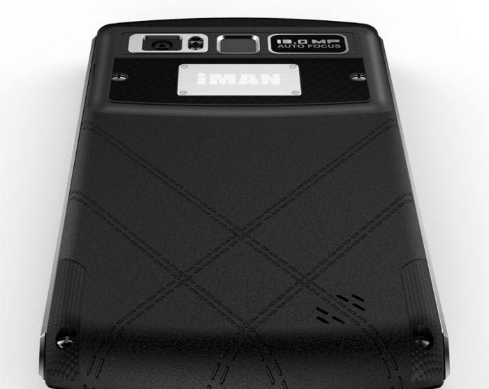 iMan Victor – стильный смартфон с классом защиты IP67, процессором Helio P10 и отличной камерой – фото 3