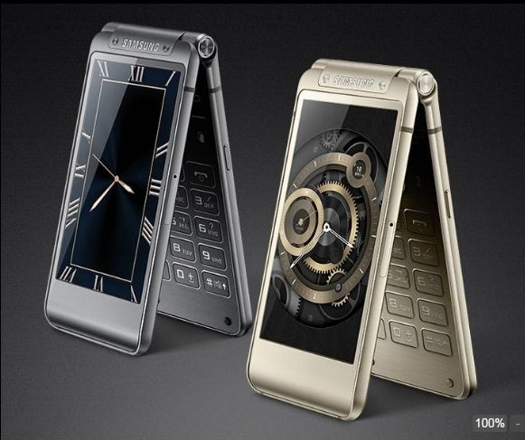 Раскладной смартфон Samsung Veyron (SM-W2017) получит Snapdragon 820 и 4,2-дюймовые дисплеи – фото 1