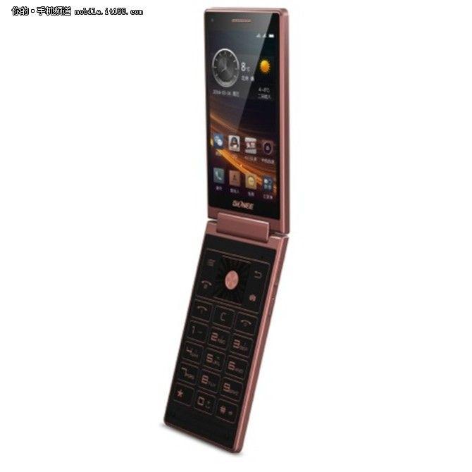 Gionee W909: 4 уникальные особенности для смартфона раскладного типа – фото 2