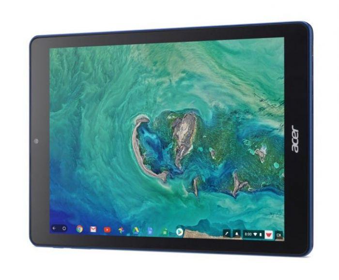 Представлен Acer Chromebook Tab 10 - первый в мире планшет на ChromeOS – фото 4