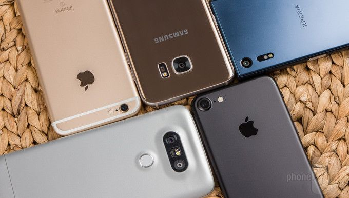iPhone 7, iPhone 6s, Samsung Galaxy S7 Edge, LG G5 и Sony Xperia XZ: чья камера снимает лучше? – фото 1