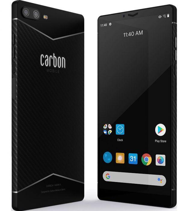 Carbon 1 Mark II: легкий, тонкий и корпус из углеродного волокна – фото 1