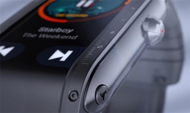 Смарт-часы Nubia Watch: гибкий дисплей, функционал смартфона и фитнес-трекера – фото 3