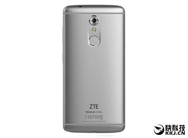 "ZTE Axon 7 Mini с экраном 5.2"" и процессором Snapdragon 617 оценили в $337 – фото 3"