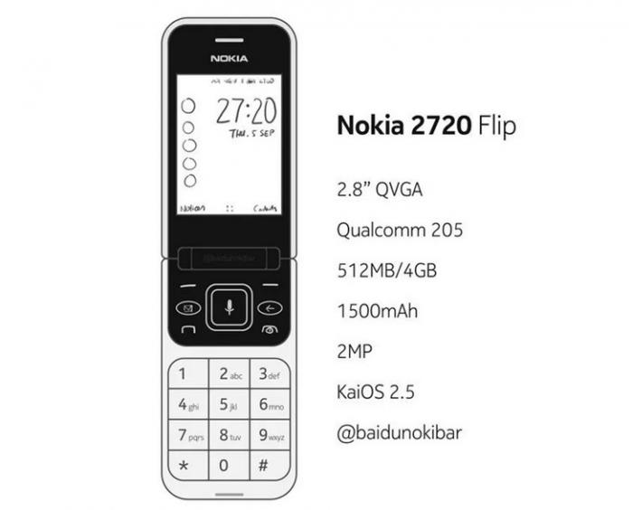 Возрождение Nokia 2720: ностальгия по раскладушкам – фото 1