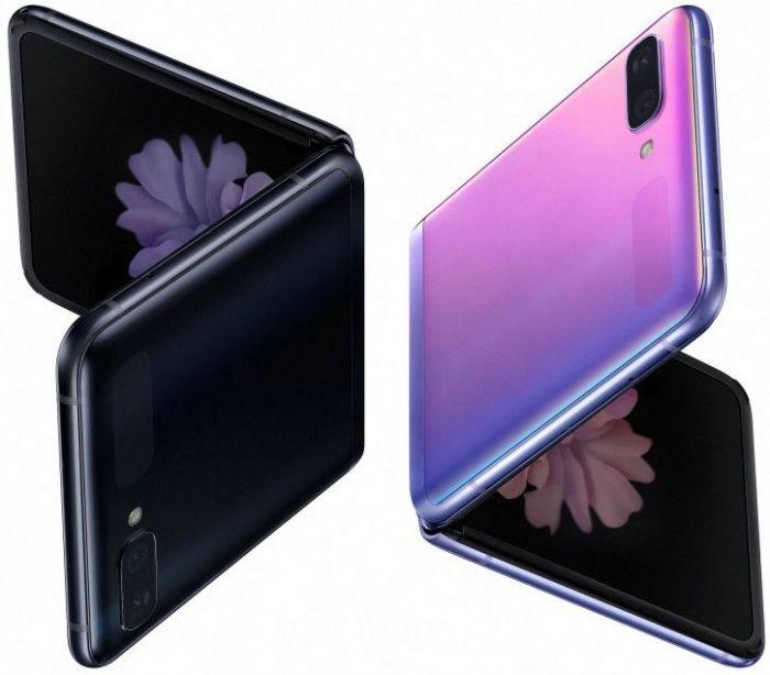 Анонс Samsung Galaxy Z Flip: первый с гибким стеклом – фото 1