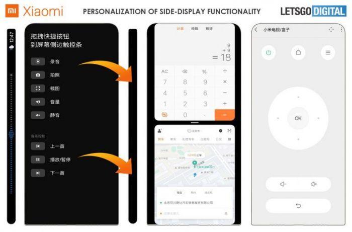Появился новый патент от Xiaomi на абсолютно безумный смартфон – фото 1
