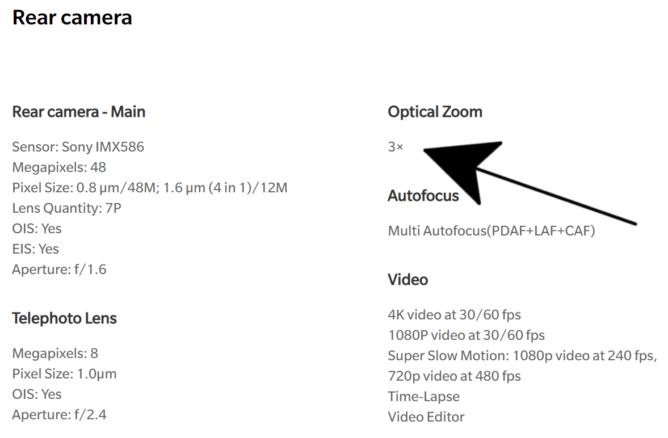 Снова на те же грабли: OnePlus 7 Pro не предлагает 3-кратный оптическим зум – фото 2
