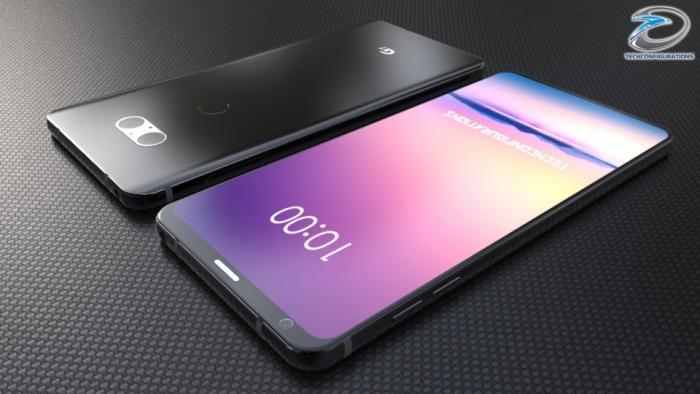 LG G7 может дебютировать на CES 2018 вместе с Samsung Galaxy S9 – фото 3