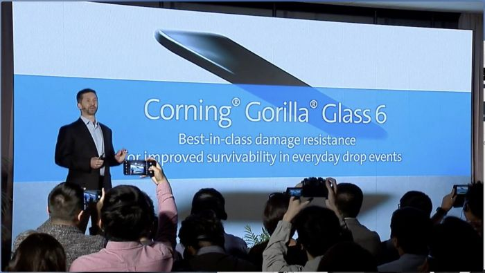Gorilla Glass 6 превосходит предшественника по устойчивости к ударам и царапинам – фото 1
