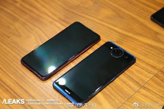 Оцените дизайн Vivo NEX Dual Screen на «живых» снимках – фото 1