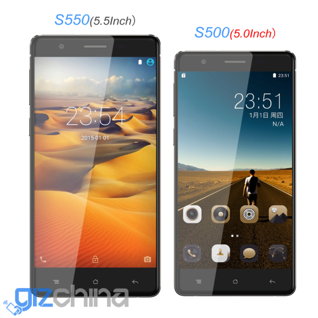 Cubot пополнил линейку доступных смартфонов, выпустив Z100, S500 и S550 – фото 4