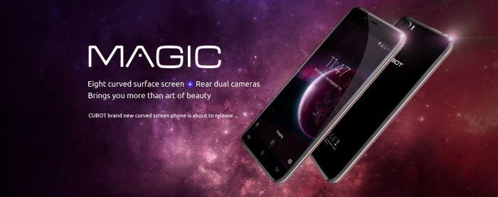 Cubot Magic — «магический» и стильный бюджетник – фото 1