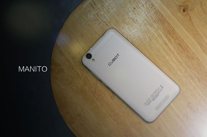 Cubot Manito - бюджетный LTE-смартфон с 3 ГБ оперативной памяти – фото 2