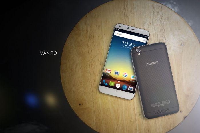 Cubot Manito - бюджетный LTE-смартфон с 3 ГБ оперативной памяти – фото 1