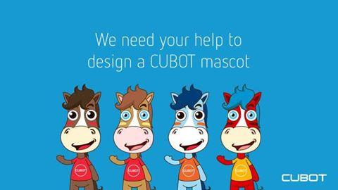 Придумай талисман для компании Cubot и получи приз – фото 1