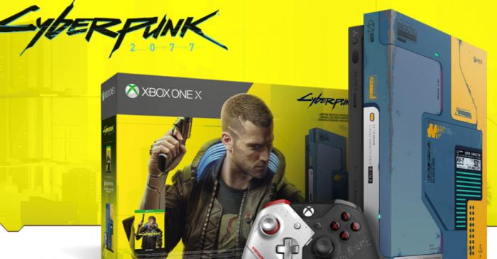 Xbox Cyberpunk 2077