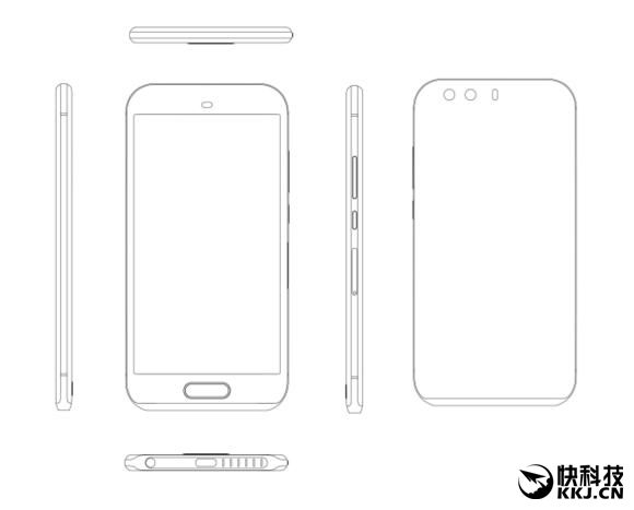 Huawei P9: утечки изображения тонкого флагмана – фото 2