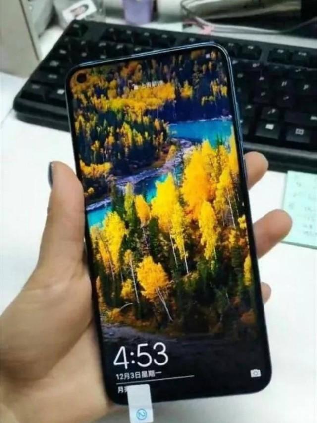 Huawei Nova 4 вновь показали на живых снимках – фото 3