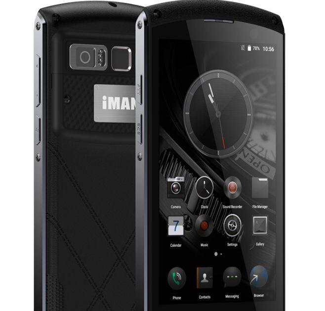 iMan Victor – стильный смартфон с классом защиты IP67, процессором Helio P10 и отличной камерой – фото 1