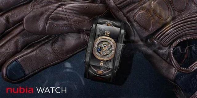Смарт-часы Nubia Watch: гибкий дисплей, функционал смартфона и фитнес-трекера – фото 7
