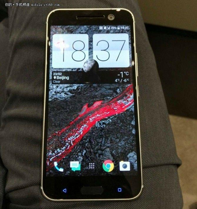 HTC 10 (M10h, Perfume): очередная порция шпионских фото – фото 1