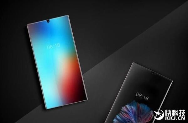 Безрамочный смартфон Sharp получит Snapdragon 660 – фото 1