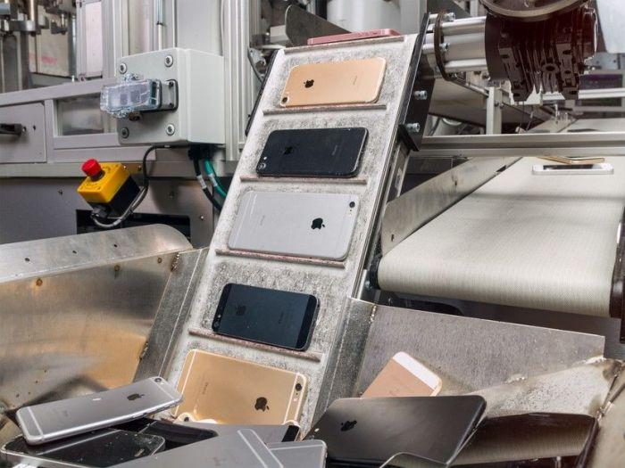 Деньги из «мусора» iPhone или утилизация в тени – фото 1