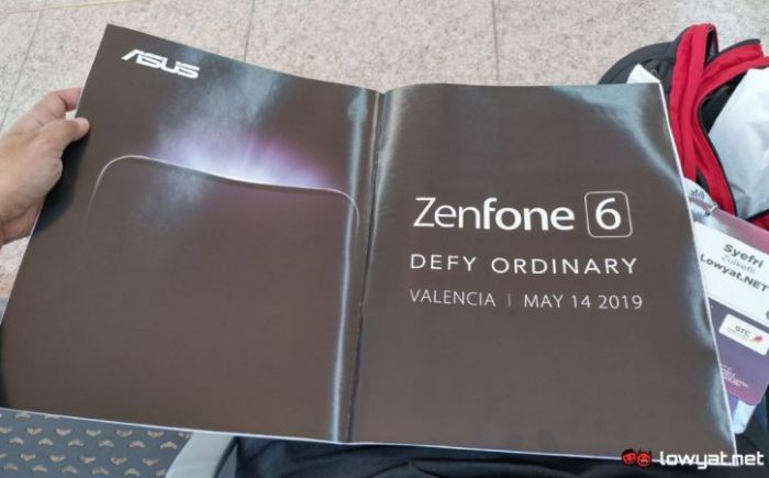 Названа дата анонса ASUS ZenFone 6 – фото 1