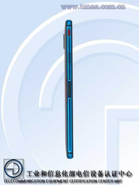 Показали дизайн Nubia Red Magic 5G – фото 2