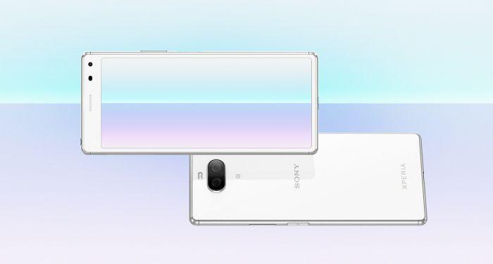 Анонс Sony Xperia 8 Lite: средний класс в понимании японцев – фото 2