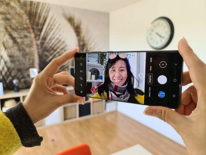 Для любителей селфи Samsung Galaxy S20 Ultra рекомендован – фото 3