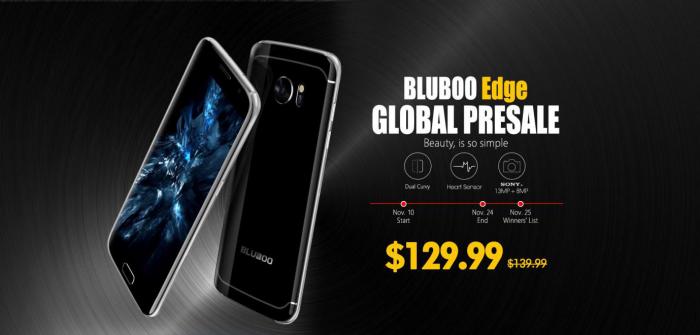 Изогнутый дисплей Bluboo Edge со стеклом Gorilla Glass 4 выдержал испытание на прочность – фото 1