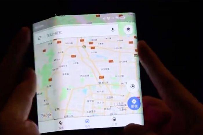 Устройство Xiaomi с гибким дисплеем показали на видео – фото 2
