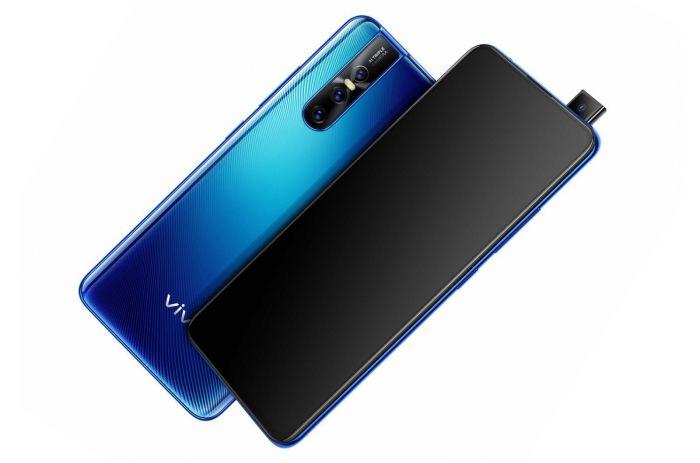 Представлен Vivo V15 Pro с камерой-перископом и дисплейным дактилоскопическим датчиком – фото 4