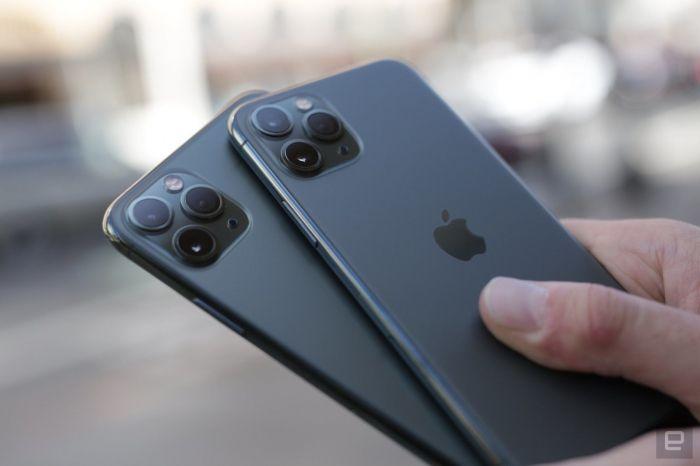 Apple прокомментировала обвинение в слежке за пользователями