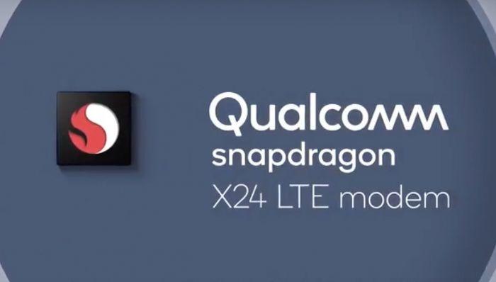 Представлен Snapdragon X24 - первый LTE-модем с поддержкой скорости до 2Гбит – фото 1