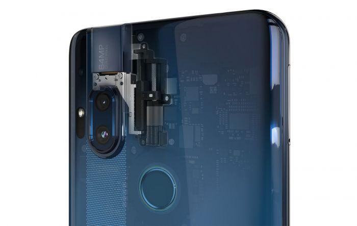 фотография Motorola One Hyper
