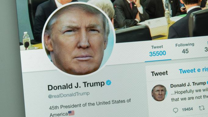Дональд Трамп объявил войну социальным сетям – фото 2