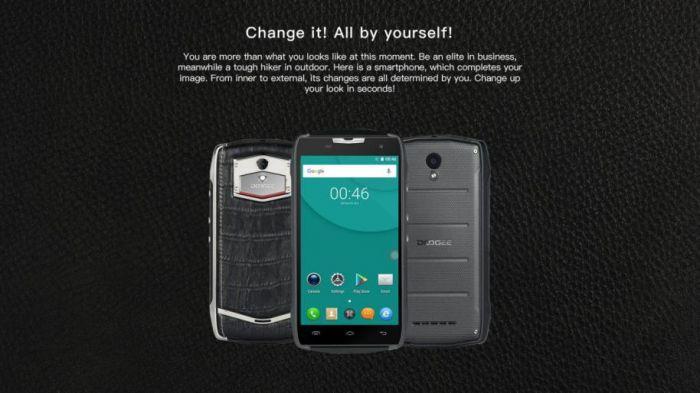 Бизнес-смартфон Doogee T5 с аккумулятором на 4500 мАч выйдет в августе – фото 2