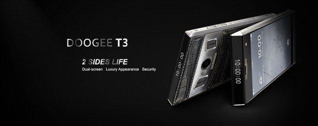 Doogee T3: открыт прием предзаказов на имиджевый смартфон по цене $199,99 – фото 1