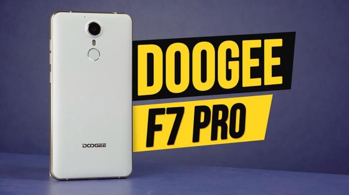 Doogee F7 Pro: толку тут мало и цена бьет по карману – фото 1